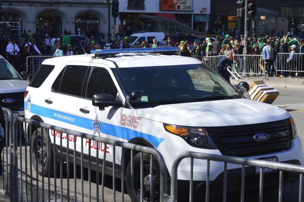Ustawa o kamerkach na mundurach policjantów czeka na podpis gubernatora