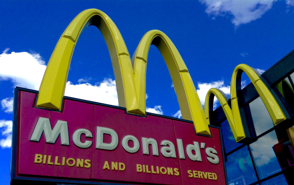 McDonald's zamyka niektóre swoje restauracje
