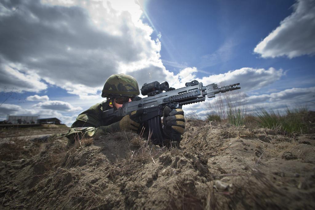 Żagań – NATO odpowiada Rosji (Video)