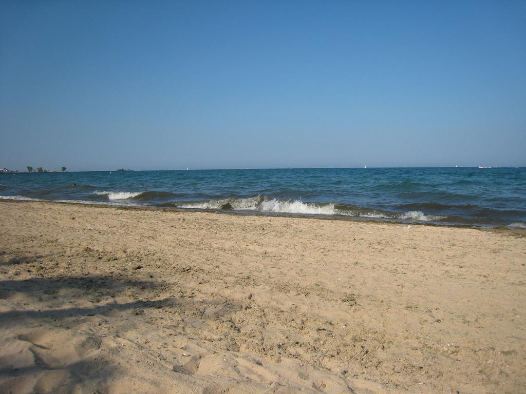 Chicagowskie plaże zamknięte po ostatnich opadach deszczu