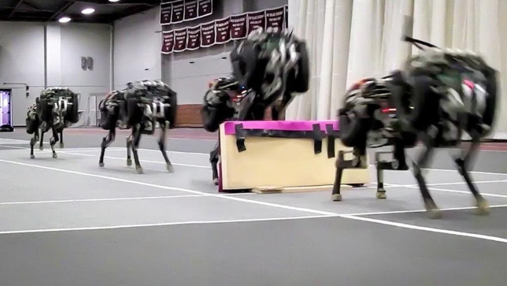 Gepard Robot Cheetah 2 potrafi pokonywać przeszkody!