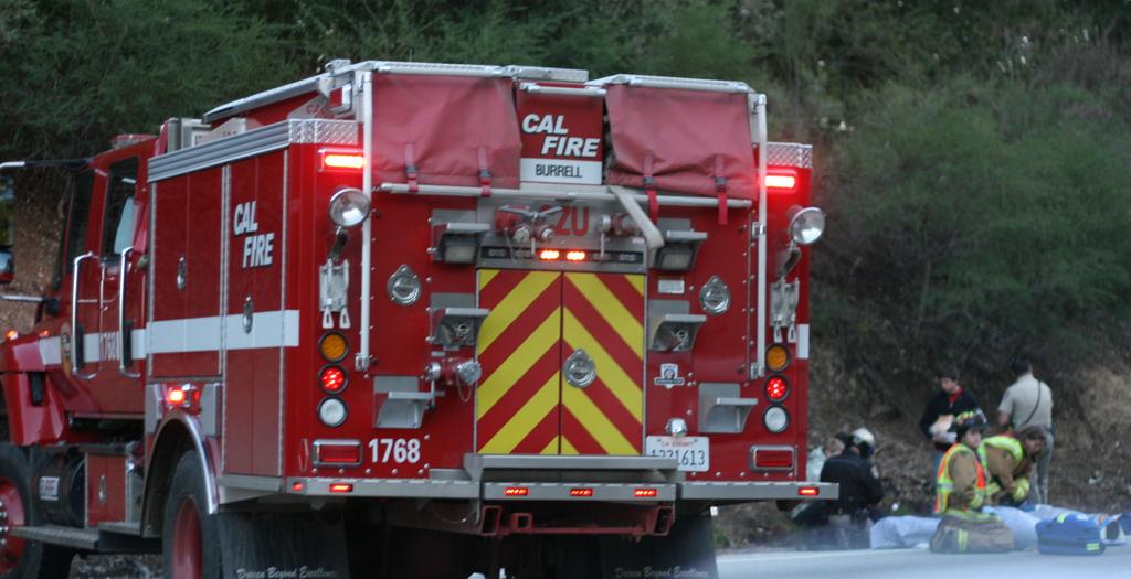 Karambol na autostradzie I-55, są ranni