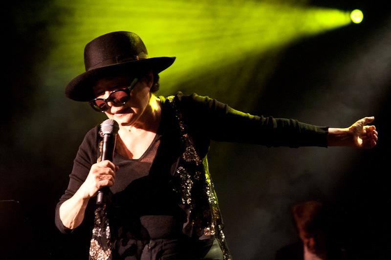 Ekspozycja prac Yoko Ono w Chicago