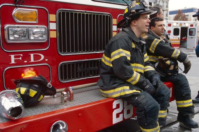 Strażacy coraz częściej chorują na raka