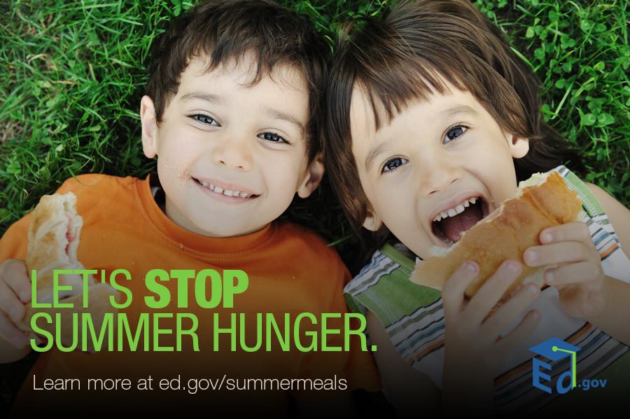 Preventing Hunger Among Children During the Summer