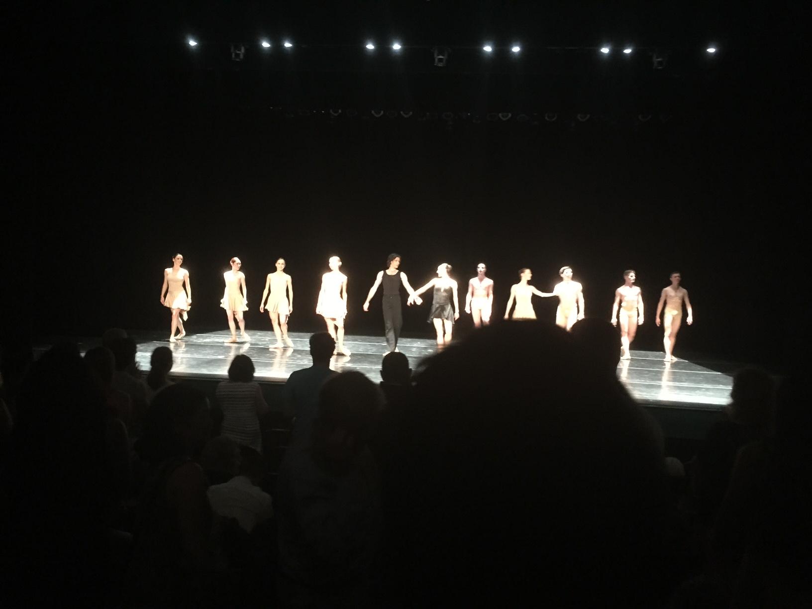 Polski balet na Manhattanie
