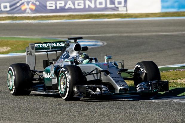 GP Austrii: Zwycięstwo Nico Rosberga