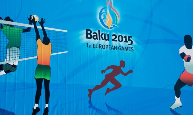 Polacy na Igrzyskach  Europejskich w Baku