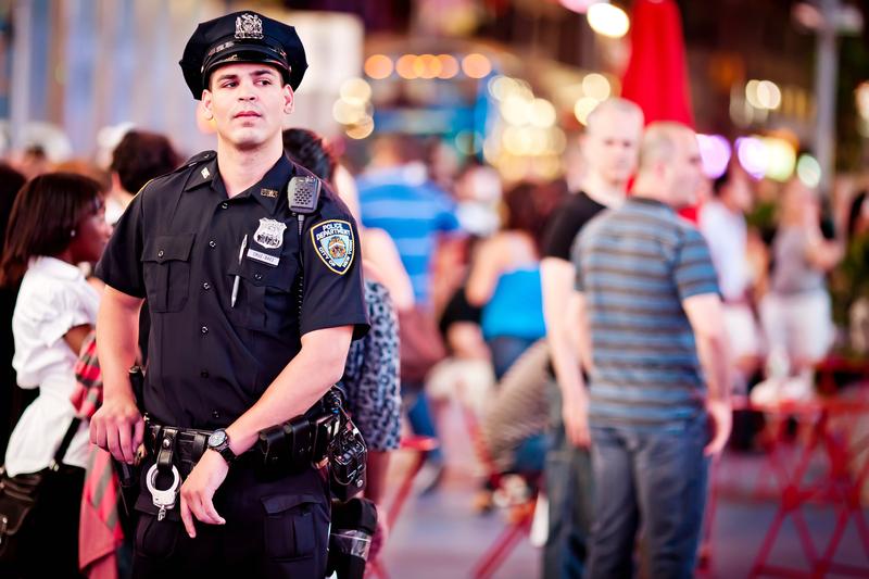 Więcej policjantów pojawi się na nowojorskich ulicach