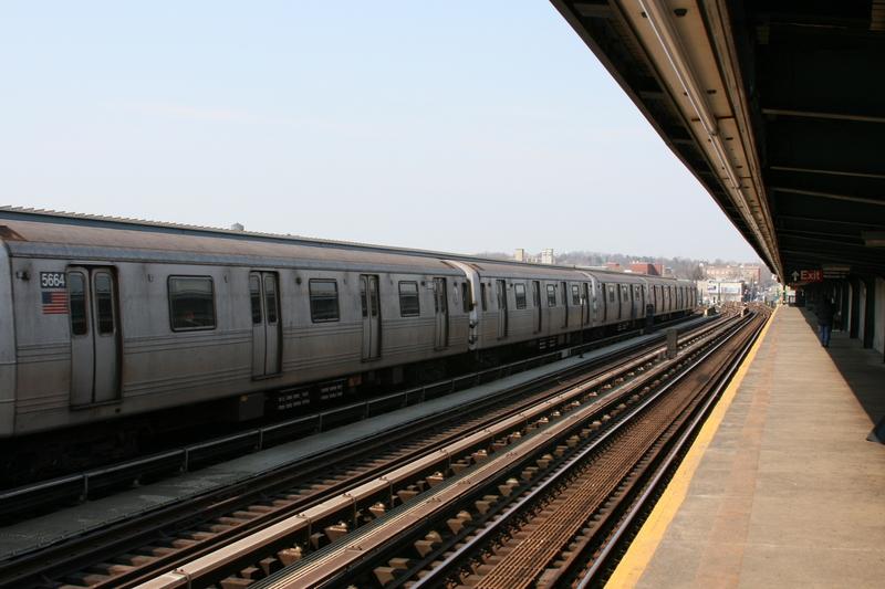 Linia numer 7 będzie jeździła do New Jersey?