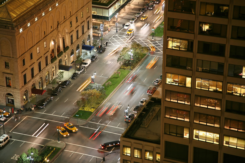 Miejsca parkingowe zarezerwowane dla Nowojorczyków
