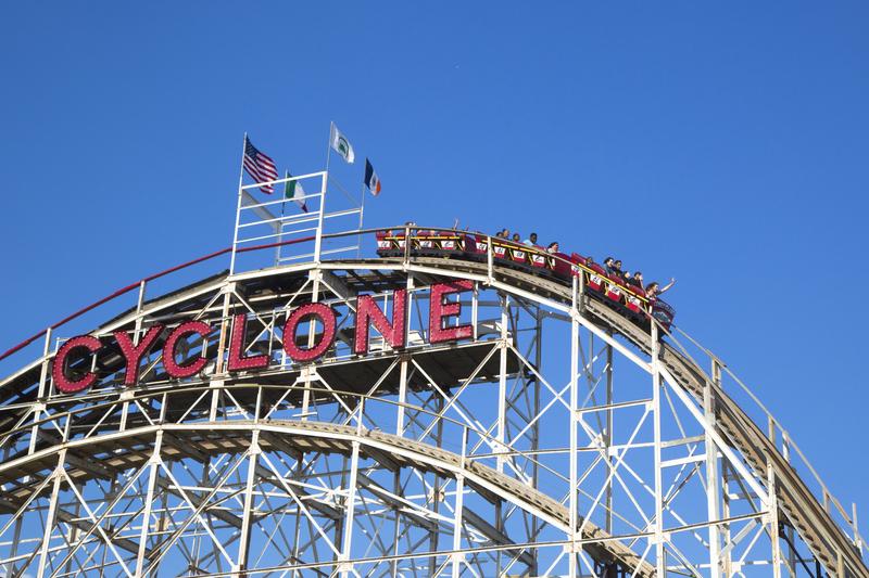 "Awaria ""Cyclone"" na Coney Island"