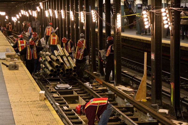 Uwaga podróżni! Zmiana w kursowaniu metra linii D