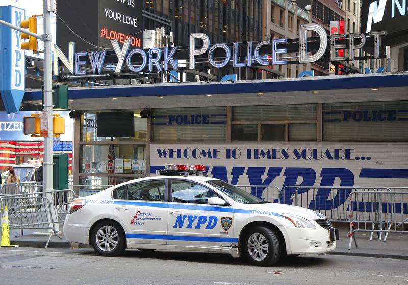 Tragedia w Nowym Jorku