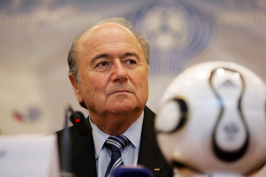 Na kłopoty… rosyjska prasa. Blatter szuka usprawiedliwienia