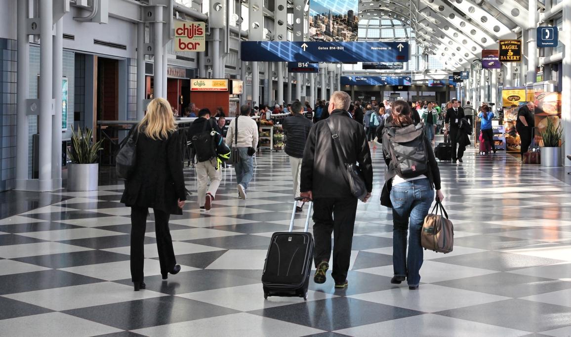 Złe notowania lotniska O'Hare w kategorii usatysfakcjonowanych pasażerów