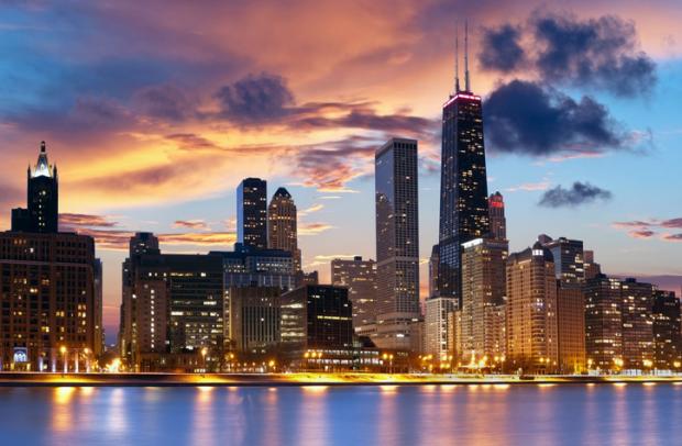 Gdzie najczęściej przenoszą się mieszkańcy Chicago?
