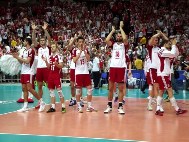 Polscy siatkarze znowu górą
