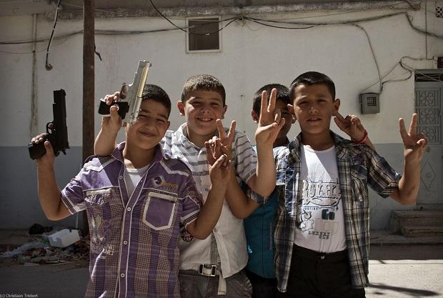 Dzieci wśród ofiar nalotu sił rządowych w Syrii