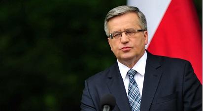 Prezydent Bronisław Komorowski podpisał ustawę o in vitro