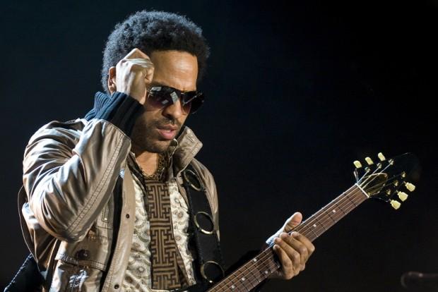 Lenny Kravitz wystąpi  na tegorocznym festiwalu Ravinia