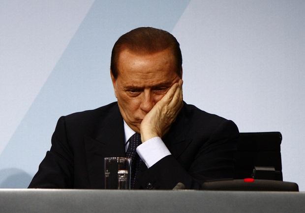 Silvio Berlusconi  został  skazany  na 3 lata za korupcję polityczną