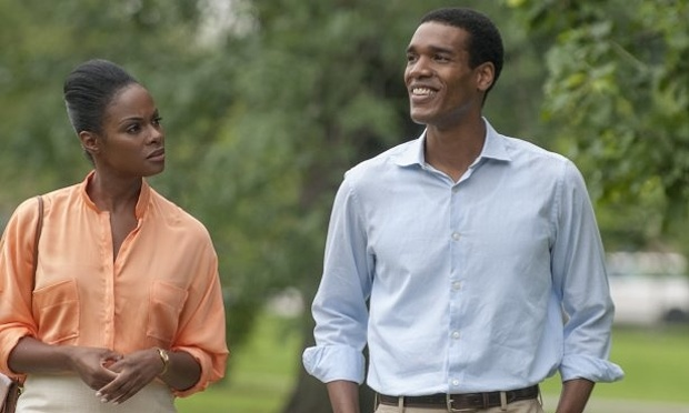 Pierwsze kadry z filmu o początku miłości Michelle i Baracka Obamy