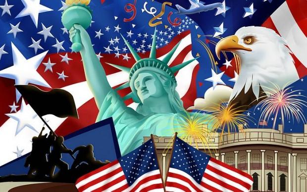 Amerykanie obchodzą swoje święto narodowe, czyli Dzień Niepodległości.
