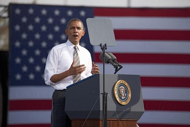 Prezydent Barack Obama odwiedzi w czwartek Chicago