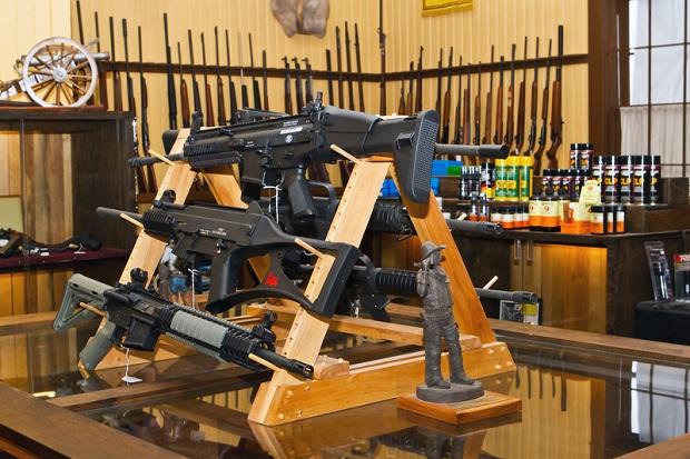 Senat USA odpowiedział się przeciwko ograniczeniu dostępu do broni