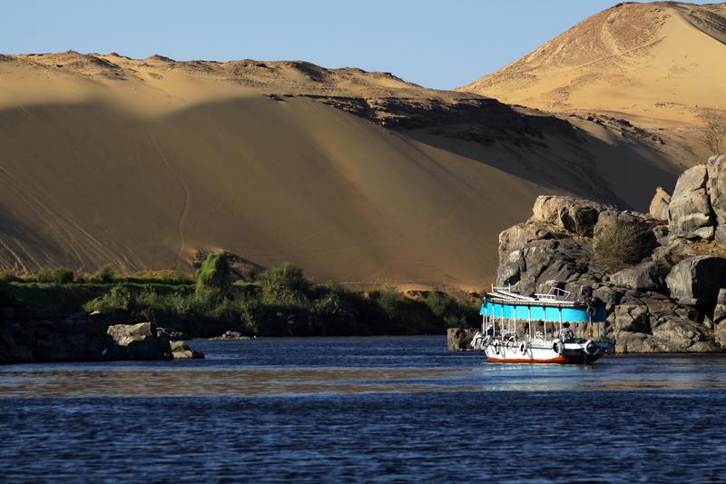 Tragedia na Nilu