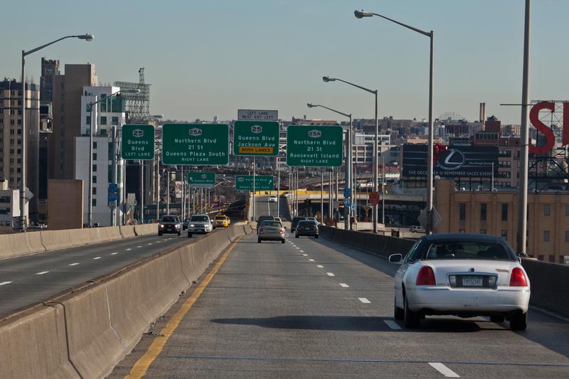 Dziury zmorą nowojorskich kierowców