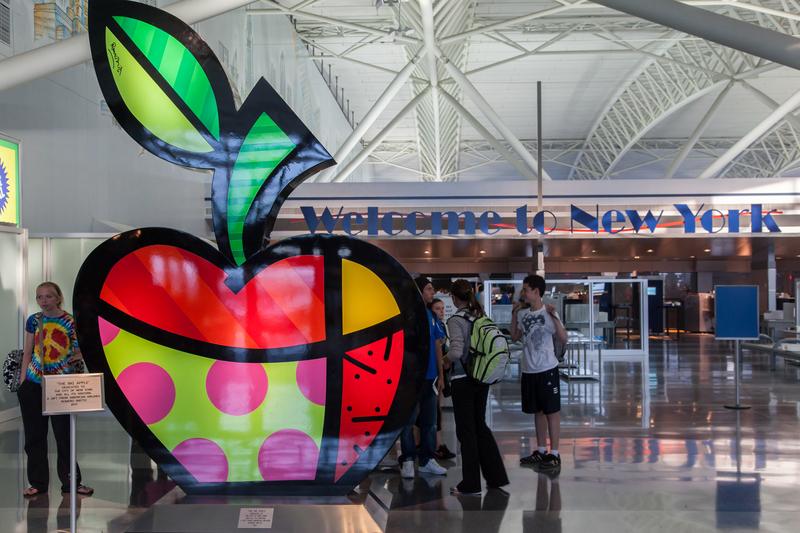 9 mln  na modernizację lotnisko JFK
