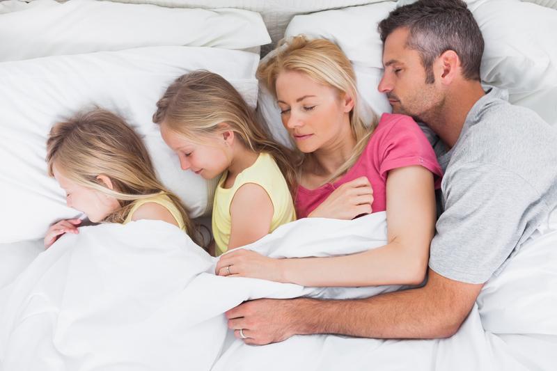 Jak długo sypiają w amerykańskich miastach