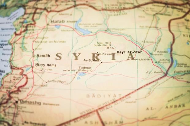Katastrofa rosyjskiego samolotu transportowego w Syrii