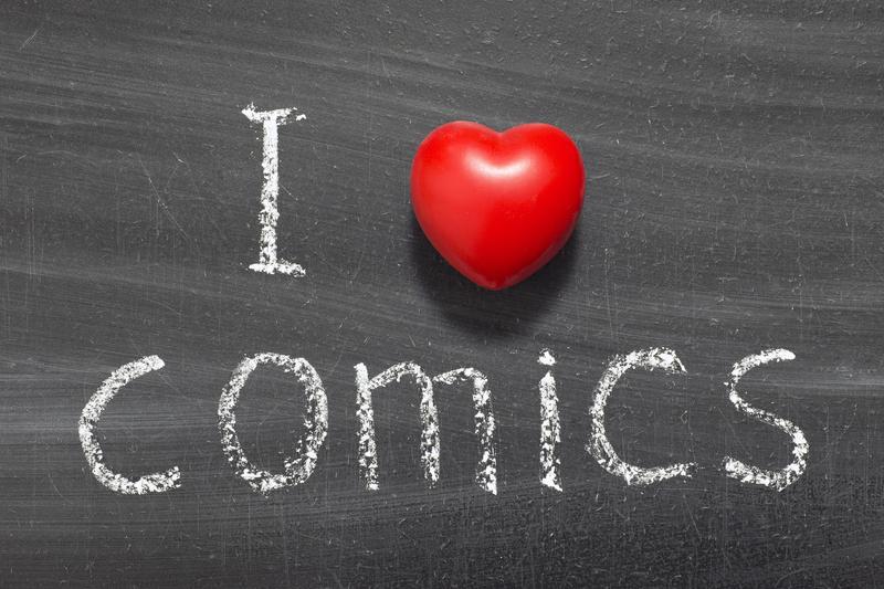 Kolekcja komiksów warta 1,4 mln dolarów skradziona z magazynu