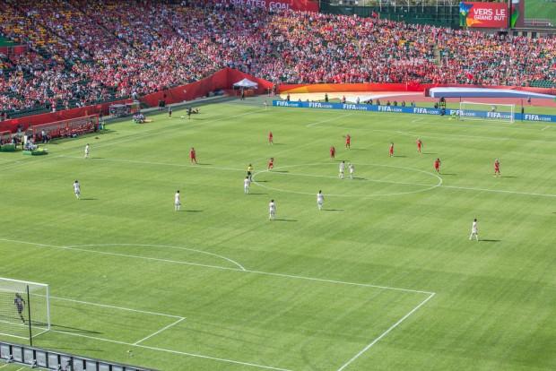 Reprezentacja USA wygrała z Niemcami w półfinale Mistrzostw Świata kobiet