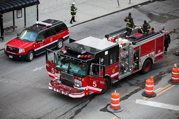 Strażacy boją się pomagać ofiarom przestępstw w San Bernardino