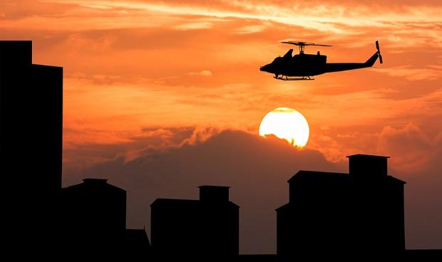 Helikopter spadł na dom w Kalifornii. Trzy osoby nie żyją