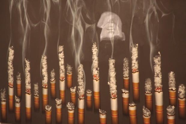 Jeden na trzech mężczyzn poniżej 20 r.ż. umrze z powodu uzależnienia od tytoniu