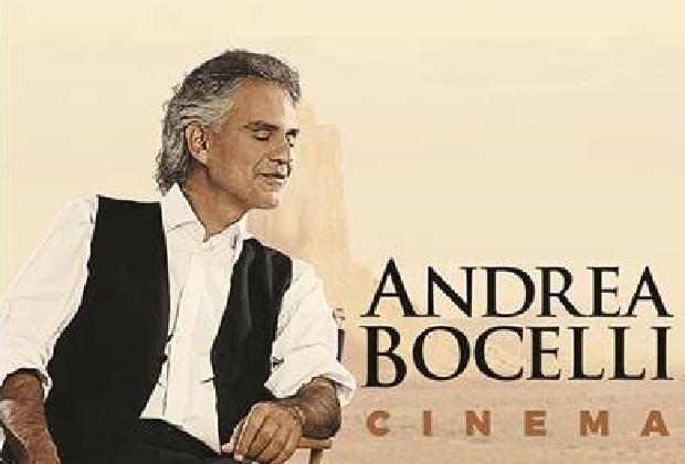 Nelle Tue Mani – singiel zwiastujący nowy album Andrea Bocellego – CINEMA