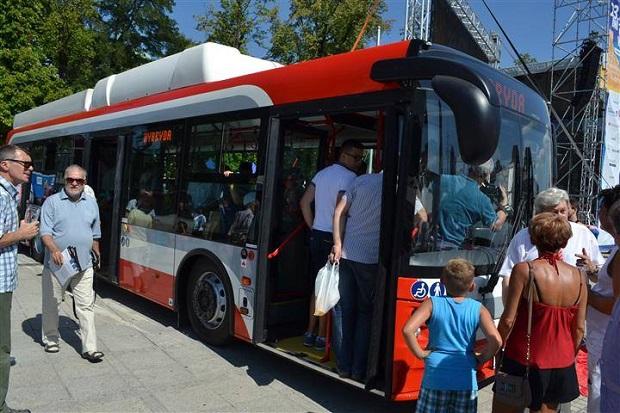 Bruksela stawia na autobusy elektryczne, zamówiła już część z Polski