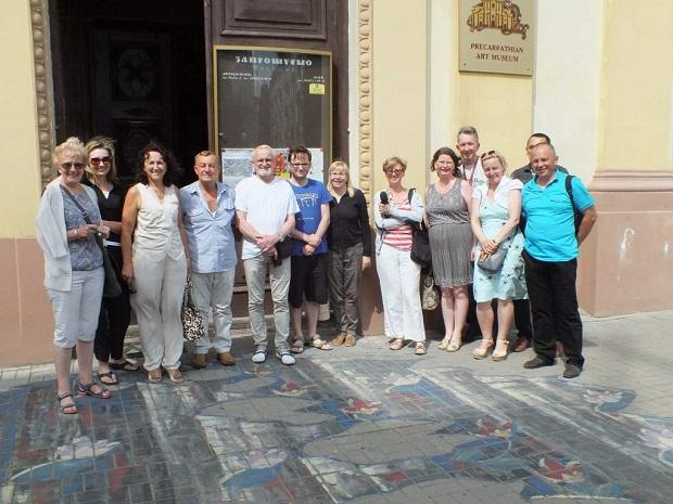 Zatrzymanie darów z Koszalina dla sierot na Ukrainie