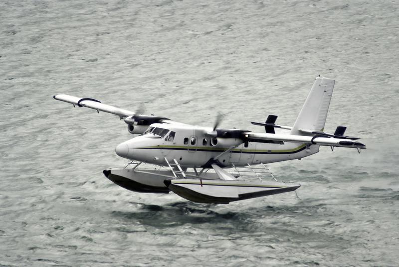 Pod Moskwą śmigłowiec zderzył się z hydroplanem