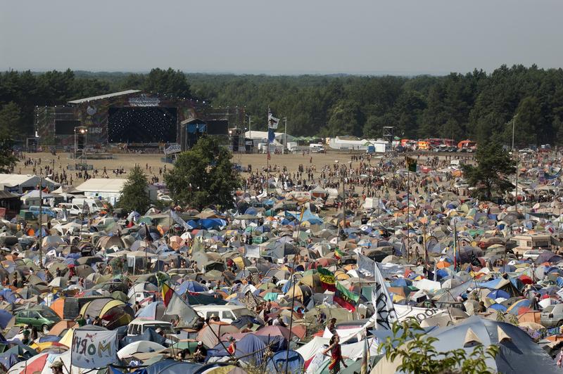 Polska – 21. Przystanek Woodstock – trzy dni szaleństwa i muzyki!