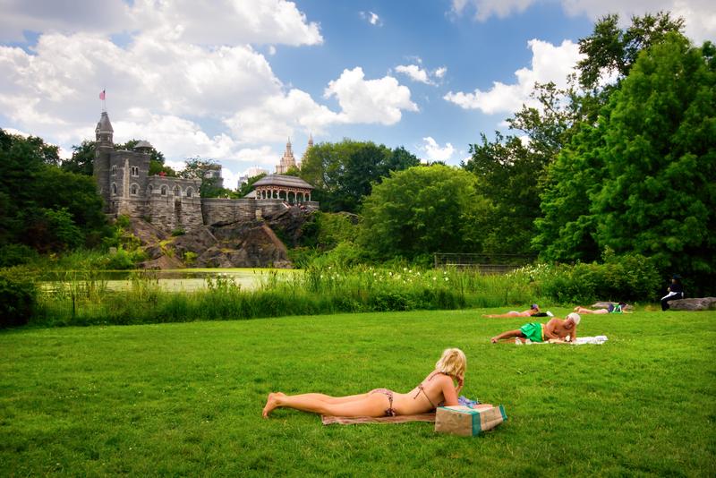 Docenili nowojorskie parki