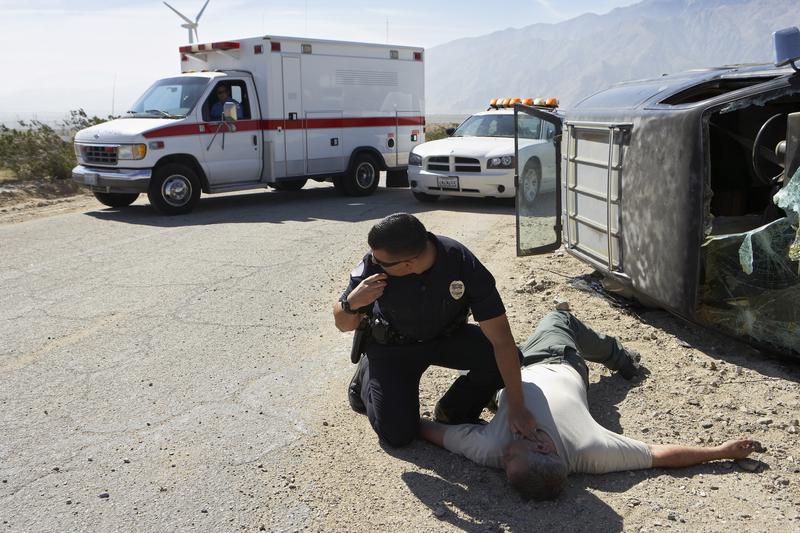 Więcej Amerykanów ginie na drogach