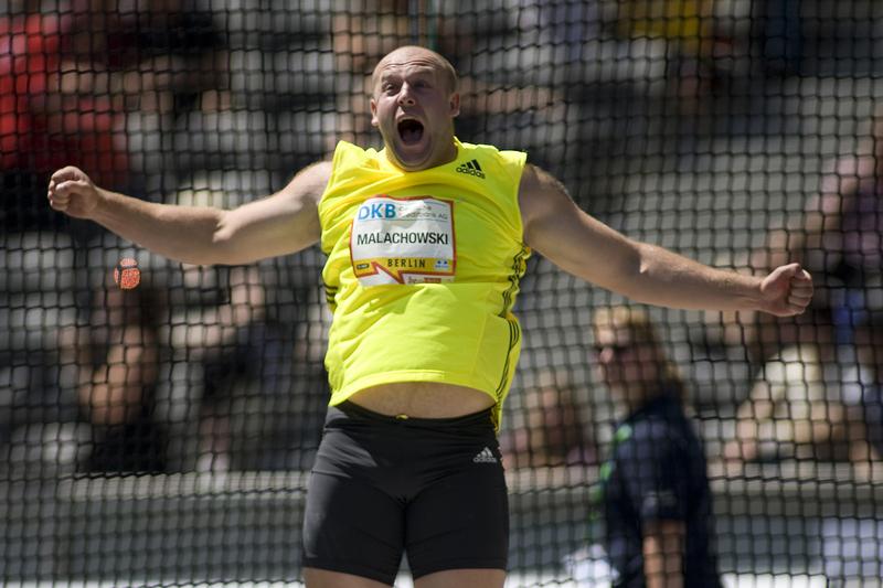 Lekkoatletyka – Małachowski i Lisek wygrali w Berlinie