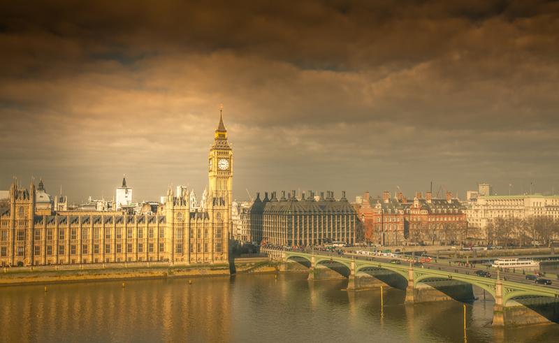 Londyn – Do Anglii przez boczną furtkę