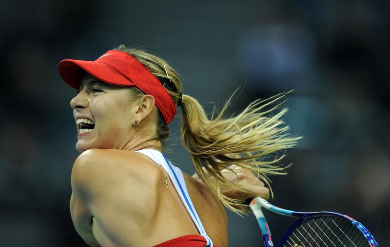 Tenis – US Open – Maria Szarapowa wycofała się z turnieju